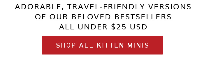 SHOP ALL KITTEN MINIS