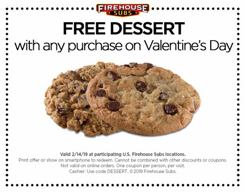 Firehouse Subs Coupon