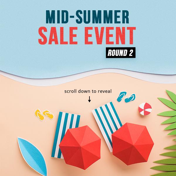 Mid Summer Sale Event | Round 2