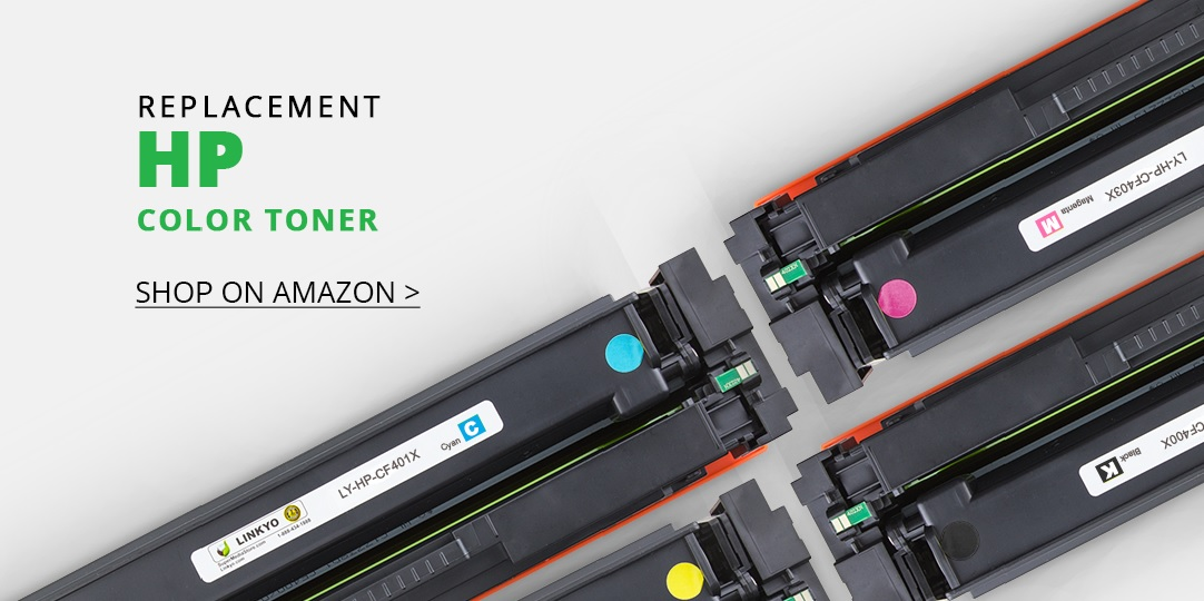Replacement HP Color Toner