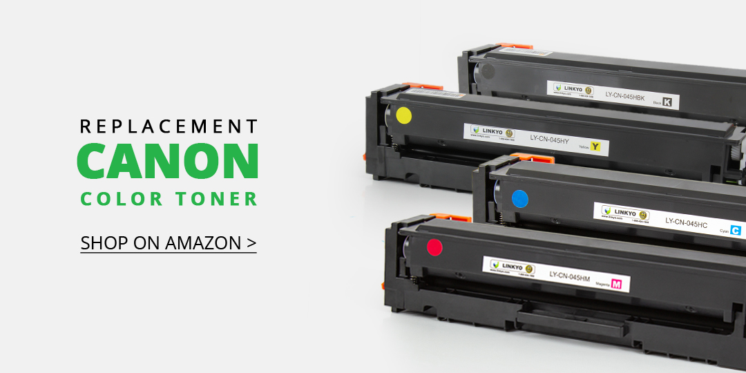 Replacement Canon Color Toner